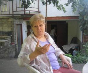 Dnes aktuálne naša čitateľka Mária Košíková