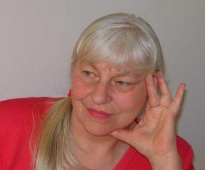 Dnes aktuálne česká maliarka, výtvarníčka, karikaturistka Marie Plotěná