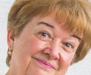 Dnes aktuálne stála dopisovateľka Humorikonu Eva Jarábková Chabadová