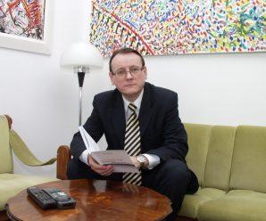 Dnes aktuálne slovenský spisovateľ Pavol Janík