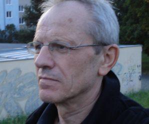 Dnes slovenský fenomenálny karikaturista z Trenčína Ľubomír Kotrha