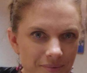 Dnes riaditeľka slovenskej Stálej galérie humoru Mária Volárová