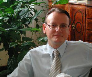 Dnes aktuálne spisovateľ Pavol Janík
