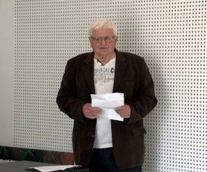 Dnes aktuálne slovenský humorista a publicista Milan Kupecký