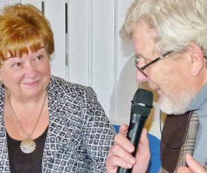 Dnes aktuálne učiteľka, poetka a humoristka Eva Jarábková Chabadová