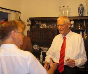 Dnes aktuálne náš verný čitateľ a prispievateľ Július Forsthoffer z  Bratislavy…