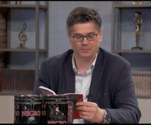 Dnes aktuálne srbský humorista Aleksandar Cotrić