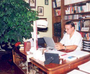 Dnes aktuálne Pavol Janík, slovenský spisovateľ