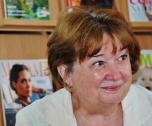 Dnes  aktuálne humoristka z Trnavy Eva Jarábková Chabadová
