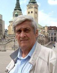 Dnes aktuálne žilinský humorista Vladimír Javorský