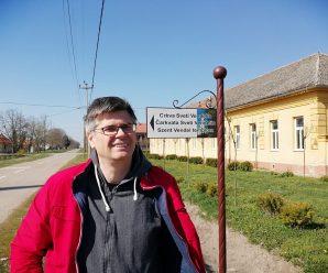 Dnes aktuálne srbský humorista a publicista ALEKSANDAR ČOTRIĆ