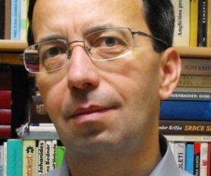 Dnes aktuálne spisovateľ Ján Maršálek