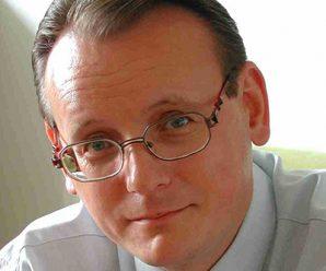 Dnes aktuálne spisovateľ a slovenský publicista Pavol Janík