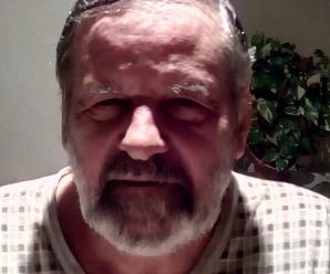 Dnes aktuálne náš čitateľ inklinujúci k humoru Ľubomír Mráka z Moravy