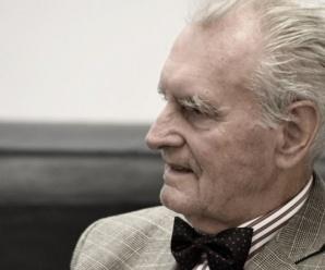 Dnes aktuálne čitateľ Humorikonu profesor Jaroslav Husár z Bratislavy