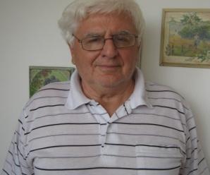 Dnes aktuálne dlhoročný humorista, bývalý redaktor a publicista Milan Kupecký
