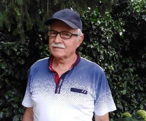 Dnes aktuálne slovenský humorista a záhradník Jozef Búran