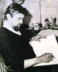 Dnes aktuálne už nežijúci český karikaturista, kresliar, výtvarník a ilustrátor Vladimír Renčín