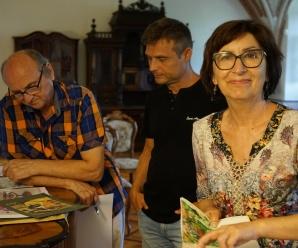 Dnes aktuálne Ex libris ad personam Hlohovec Helena Pekarovičová