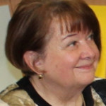 Dnes popredná slovenská epigramatička Eva Jarábková Chabadová