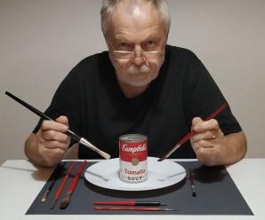 Dnes aktuálne slovenský architekt a karikaturista Bobo Pernecký