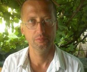 Dnes aktuálne básnik a aforista Tomáš Turner
