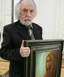 Dnes aktuálne z tvorby Vlastimila Zábranského, grafika, kresliara, scénografa a humoristu