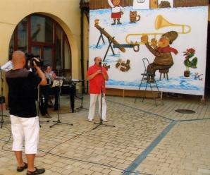 Dnes aktuálne náš slovenský novomestský výtvarník, humorista Vladimír Pavlík