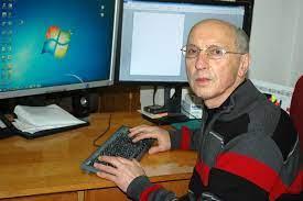 Dnes aktuálne spisovateľ, pedagóg, prozaik, humorista Anton Lauček