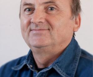 Dnes aktuálne riaditeľ medzinárodnej súťaže Novomestský osteň, karikaturista Vladimír Pavlík