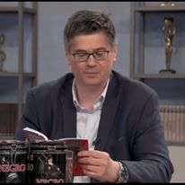 Dnes aktuálne srbský humorista, náš spolupracovník Aleksandar Čotrić člen belehradského aforistického kruhu
