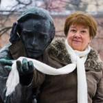 Dnes aktuálne slovenská epigramatička, humoristka a publicistka z Trnavy Eva Jarábková, Chabadová