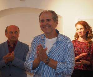 Dnes aktuálne spisovateľ, poet, aforista a epigramatik Milan Hodál