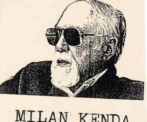 Dnes aktuálne Mgr. MILAN KENDA, Čestný člen Spolku slovenských spisovateľov