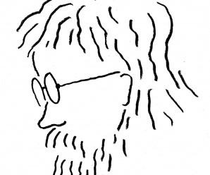 Dnes aktuálne slovenský karikaturista a publicista František Jablonovský z Bratislavy