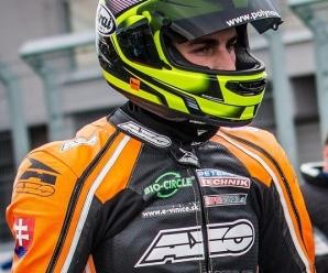 Dnes aktuálne Juraj Knezovič, konateľ spoločnosti POLYNOVA a motocyklový pretekár