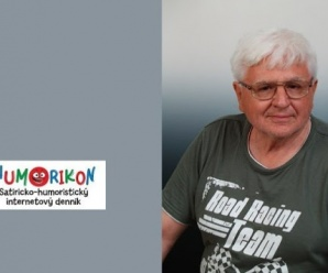 Dnes aktuálne slovenský humorista, spolutvorca Humorikonu Milan Kupecký