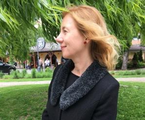 Dnes aktuálne Zuzana Balašovová Donátová, spisovateľka, sociálna terapeutka, poetka a humoristka…