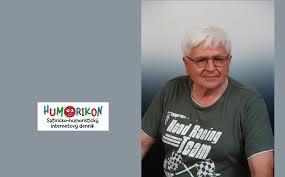 Dnes aktuálne Milan Kupecký, humorista a publicista, koordinátor Humorikonu